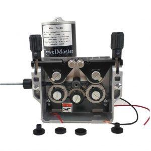 طراحی و ساخت Wire Feeder برای فرآیند لیزری