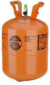 گاز مبرد R600a