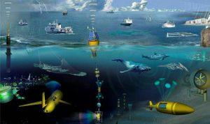 اکتساب دانش و توسعه فناوری در حوزه ارتباط رادیویی زیر آب SMF
