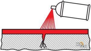فناوری تهیه فرمولاسیون مایع نافذ جهت تست ترکیبی ( قابل رقابت با نمونه های غربی )