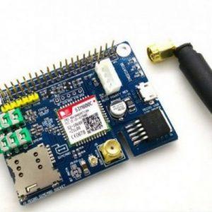 برد آنتن کارتخوان با قابلیت نصب 5 عددی SIM Card مربوط به سیستم AFC