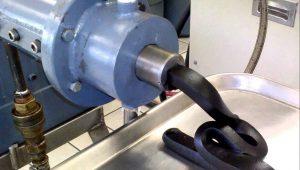 فناوری شارژ مواد خمیری کامپوزیتی با ویسکوزیته بالا در لوله های فلزی با قطر0/5-3cm